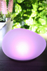 Solar LED Glass Stone Light ---LED Garden Decorative Lights Outdoor Waterproof