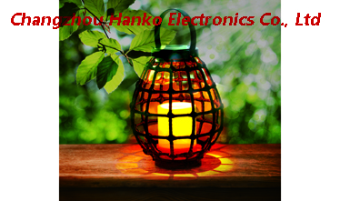 Solar Fruit-Bearing Lantern ( Small Size)-LED Garden Decorative Lights Outdoor
