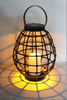 Solar Outdoor Fruit-Bearing Lantern ( Large Size)-LED Garden Decorative Lights with Candle Holder